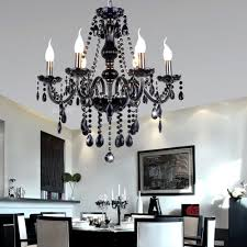 compare prices on black crystal chandeliers online shopping buy