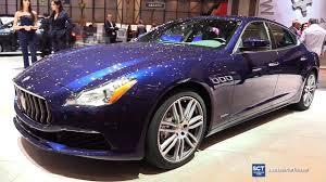 purple maserati 2017 maserati quattroporte q4 exterior and interior walkaround