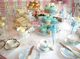 tea party baby showers gallery baby shower ideas
