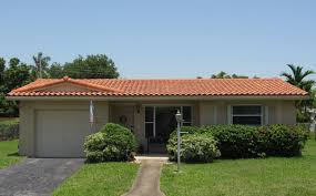 Flat Tile Roof Jw Roofing Roofing Shingles Tile Roof Flat Roof Miami