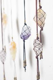 hanging crystals healing crystals healing crystals stones