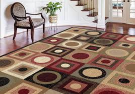Denver Area Rugs Kitchen Rugs 47 Fantastic Modern Red And Black Area Rugs Images