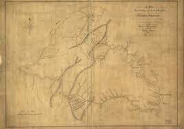 Show Me A Map Of Ohio by 1770 To 1774 Pennsylvania Maps