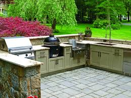 Outside Kitchen Ideas Kitchen Decorating Outside Kitchen Units Covered Outdoor Kitchen