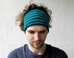 guys headbands guys wrap hat etsy