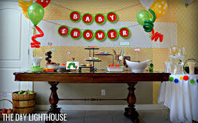 eric carle invitations how to throw a very hungry caterpillar baby shower the diy