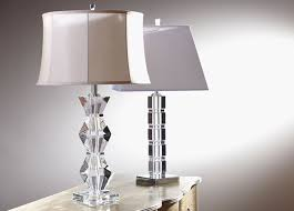 geometric crystal table lamp best inspiration for table lamp