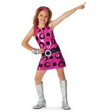 Halloween Disco Costumes Disco Diva Child Costume Buycostumes