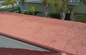 flat roof tile installation floridian blend u2014 miami general