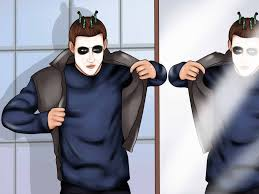 how to dress as twiztid for halloween 3 steps with pictures