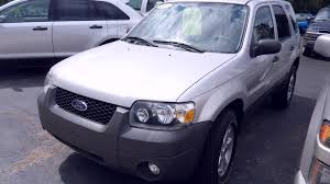 2007 ford escape 4wd xlt marks auto sales