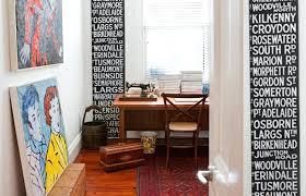 tableau pour bureau tableau deco pour bureau idace dacco bureau vintage avec un