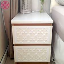 malm hacks ikea malm hack great way to change the look of basic ikea chest of