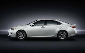 lexus es models lexus es sedan side view car models 2017 u2013 2018