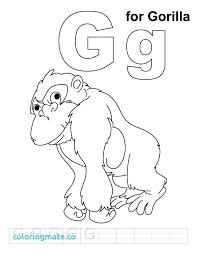 coloring page of gorilla cute gorilla coloring pages gorilla coloring pages gorilla coloring
