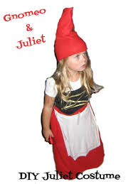 diy juliet costume gnomeo u0026 juliet simply creative ways