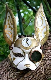 rabbit mask halloween 13 diy halloween masks for any kind of shelterness