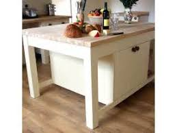 standalone kitchen island handmade solid wood island units freestanding kitchen 11 kitchen