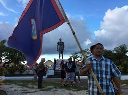 Guam Flag Korea Fight Is Latest Conflict For Indigenous People Of Guam U2013 The