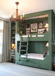 Bunk Bed For Small Room Small Space Inspiration Bunk Beds Lofts Apartment Therapy