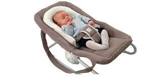 siege auto bebe a partir de quel age transat et balancelle bébé