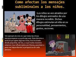imagenes subliminales de dibujos animados mensajes subliminales en la tv y su impacto