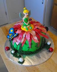 tinkerbell birthday cake birthday cake