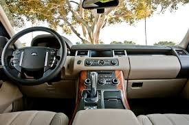 suv range rover interior 2012 land rover range rover sport information and photos