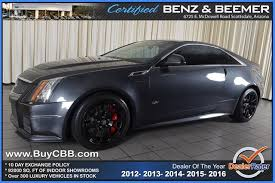 cadillac cts sport coupe used 2015 cadillac cts v coupe z16 grand sport w4lt at certified