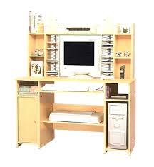 bureau imprimante design d intérieur bureau meuble bois petit pour ordinateur et