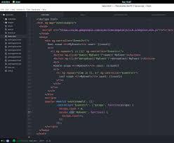 Sample Controller We Angularjs