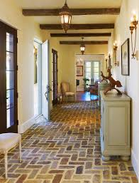 Tuscan Style Flooring Mediterranean Entry Ideas An Air Of Timeless Majesty