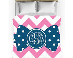 Monogrammed Comforters Green Bedding Sets Bedding Chevron Bedding Green Comforter