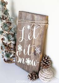 christmas signs rustic christmas signs we b lovely events