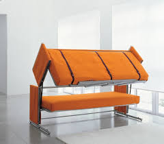 Orange Sofa Bed by Best Sofas And Couches For Small Spaces 9 Stylish Options