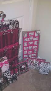 bedroom simple pink and zebra bedroom design decorating