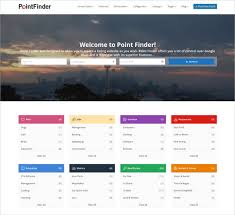 Picture Directory Template business listing template 17 directory listing bootstrap themes