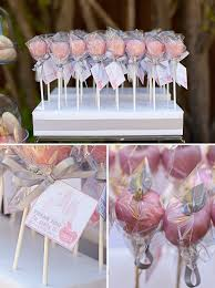pink and silver baby shower pink and silver baby shower baby showers ideas
