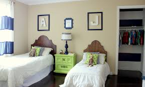 Bedroom Designs For Two Twin Beds Two Full Beds In One Room Awesome Boys Decor Ideas Twins For Child