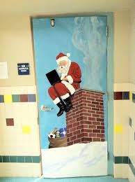 Christmas Door Decorating Contest Ideas Backyards Office Holiday Door Decorating Contest Ideas Fun Steps