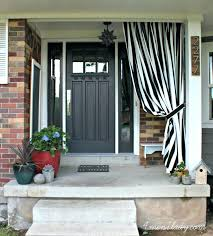 Country Porch Curtains Front Porch Curtains Country Porch Curtains Front Porch Ideas With
