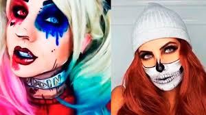 Harley Quinn Halloween Costume Diy 13 Diy Halloween Makeup Tutorials Compilation October 2016 2