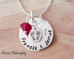 childrens name necklace child name necklace etsy