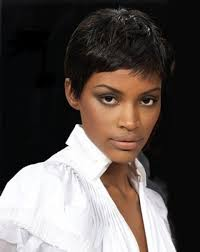 hair styles for black women with square faces on pinterest african american natural short hairstyles circletrest