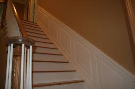 Raised Panel Wainscoting Diy Wainscoting Stairs Diy U2014 John Robinson House Decor Wainscoting