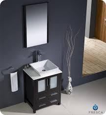 Espresso Bathroom Vanity 24