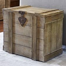 household essentials medium wooden home chest reviews wayfair