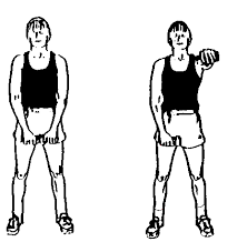 Front Of The Shoulder - strength