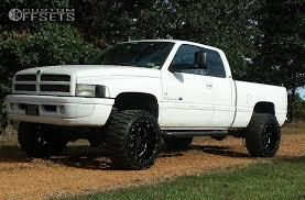 dodge ram 1500 wheels and tires wheel offset 1999 dodge ram 1500 hella stance 5 leveling kit