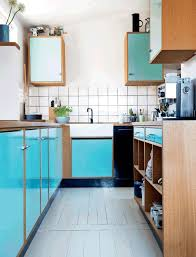 creative ways to paint kitchen cabinets creative painted kitchen cabinets our favorite ideas